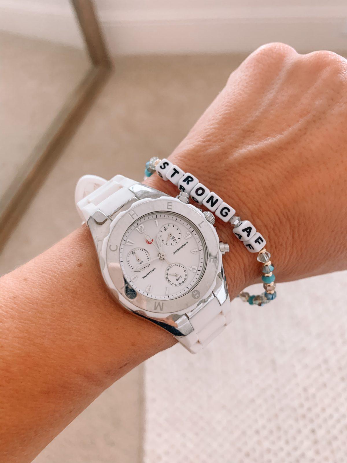 Strong AF bracelet