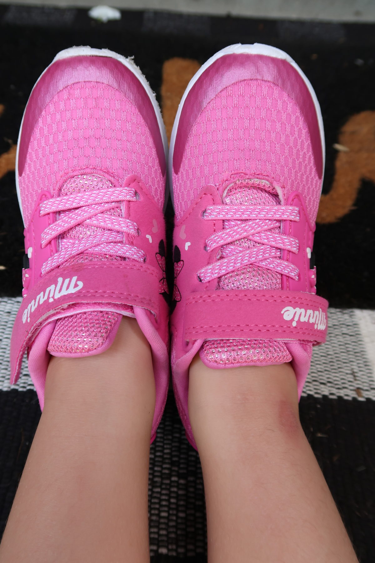 Walmart Minnie Mouse Sneakers