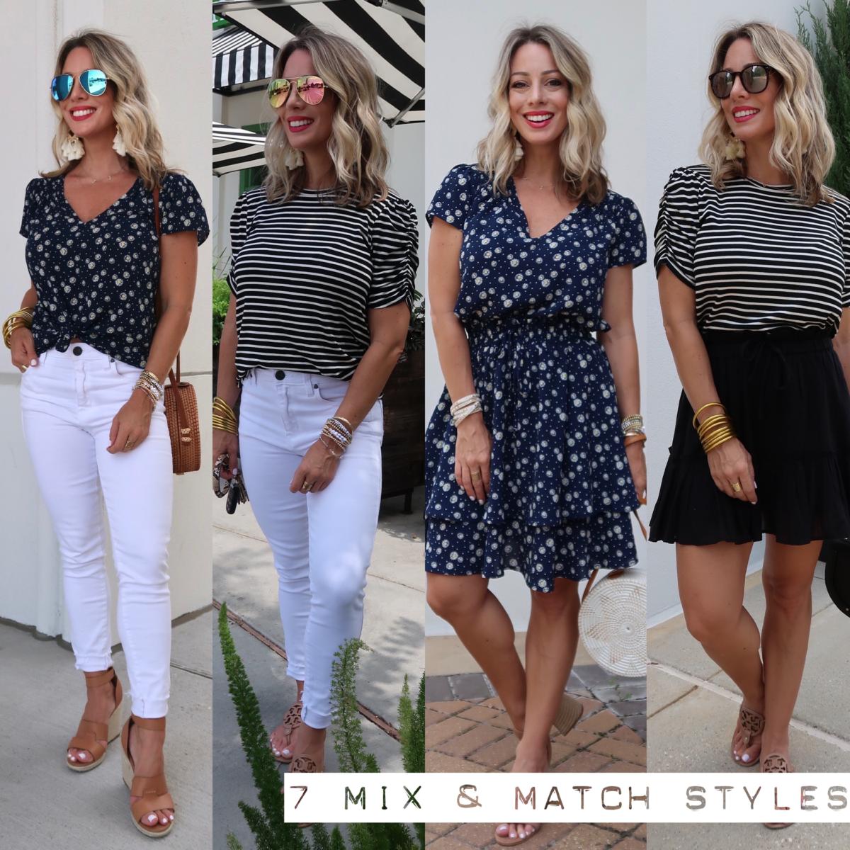 7 Mix & Match Styles