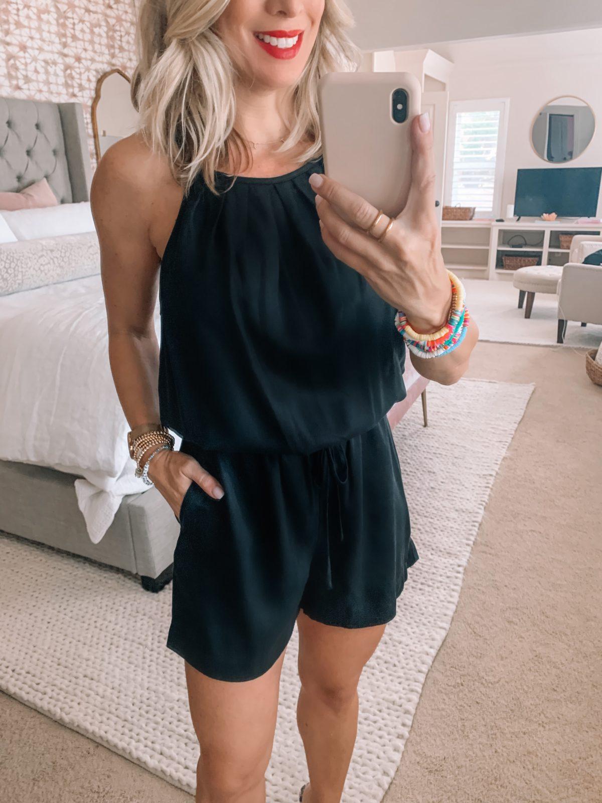 Amazon Fashion Finds, Shorts Jumpsuit, Sandals