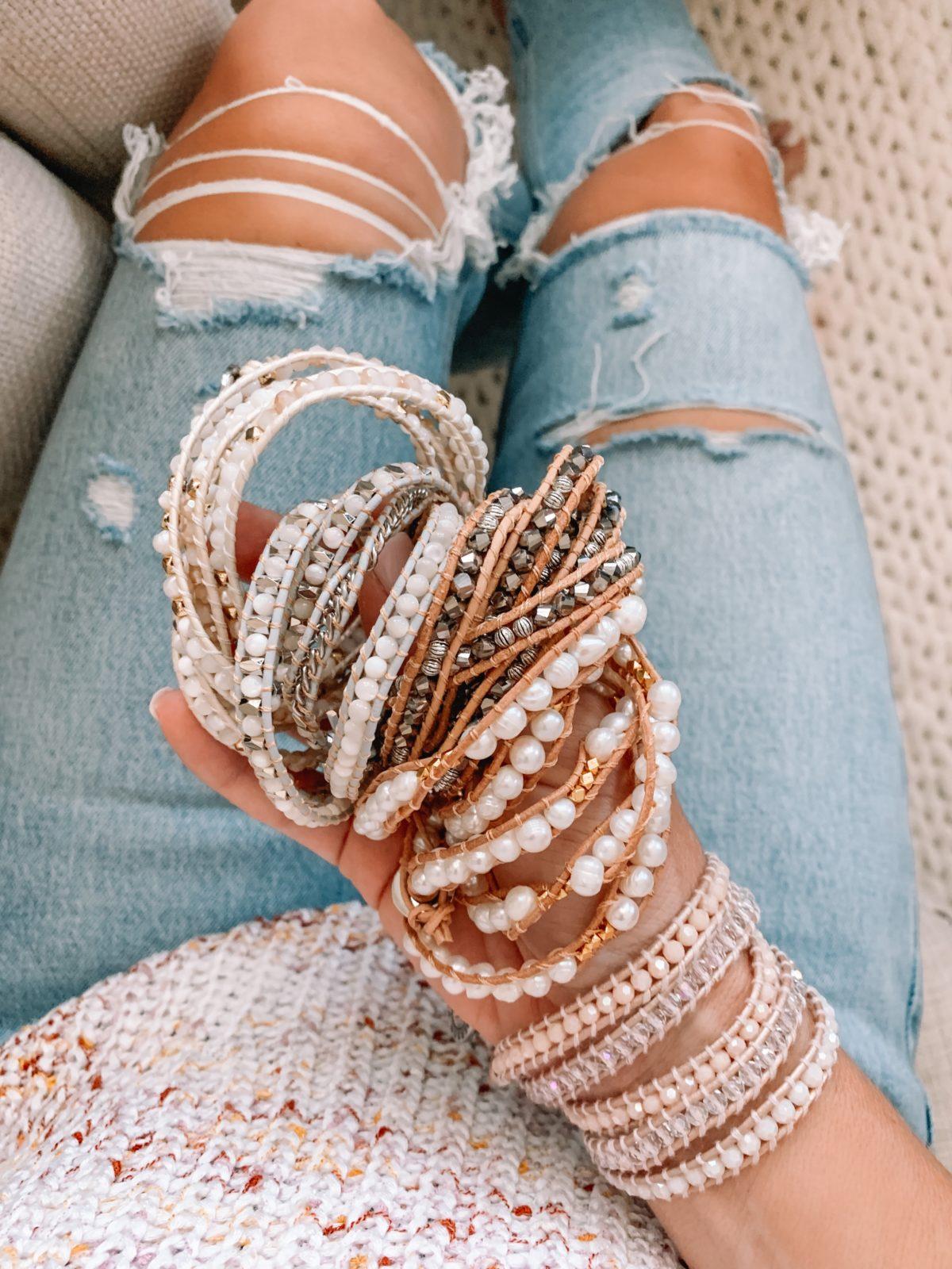 Victoria Emerson wrap bracelets Sale