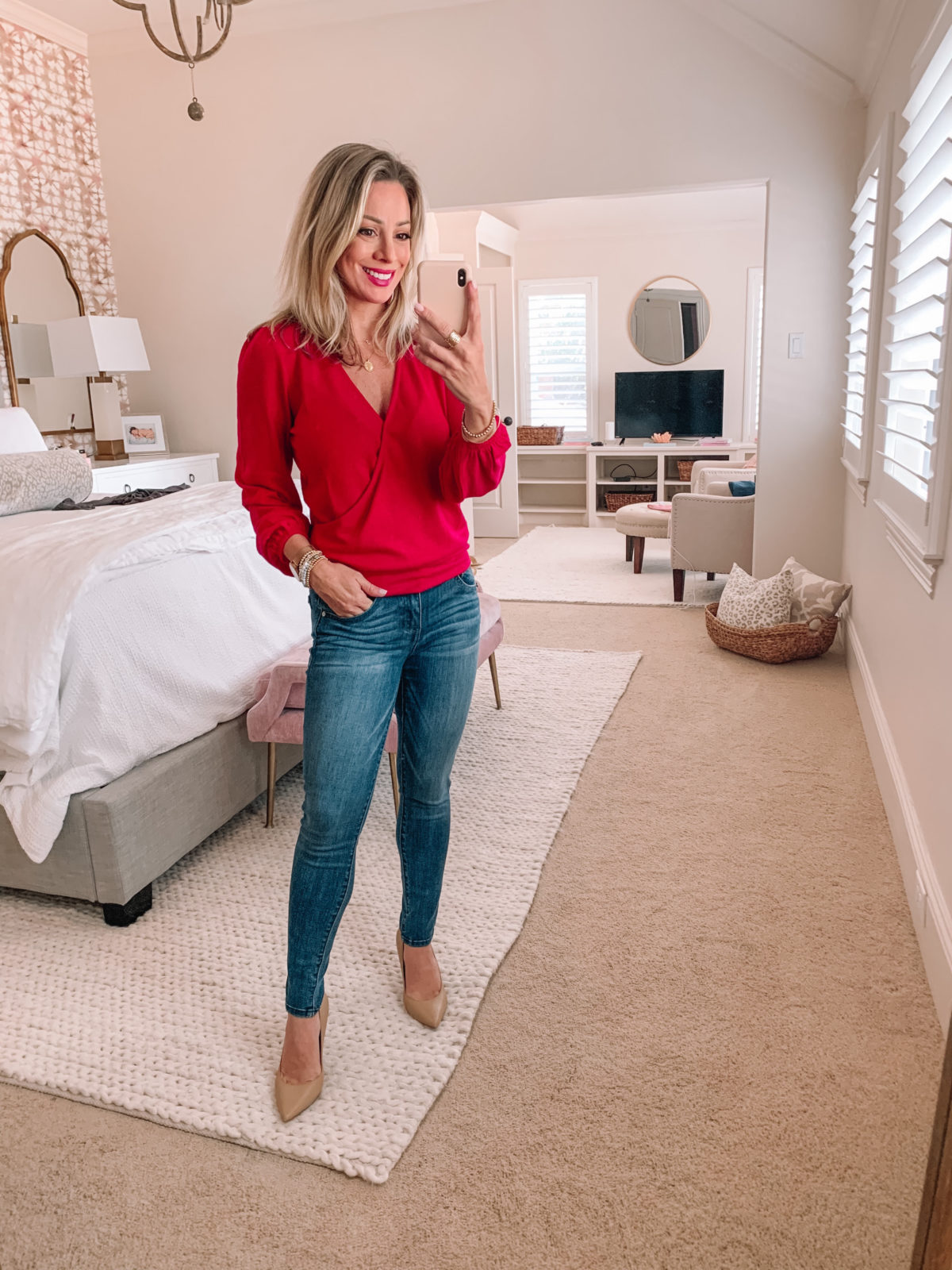 Nordstrom Anniversary Sale 2020 Jeans and Pullover