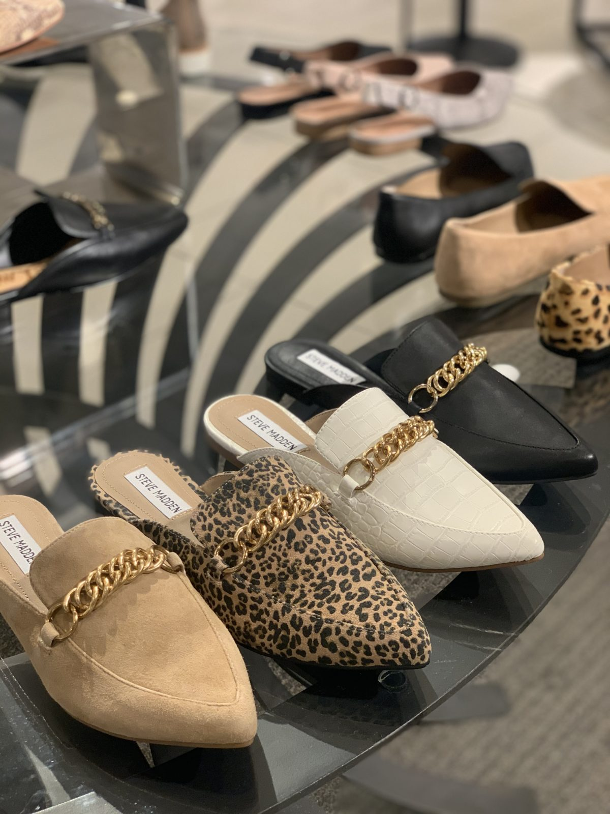 Nordstrom Anniversary Sale 2020 Steve Madden chain mules