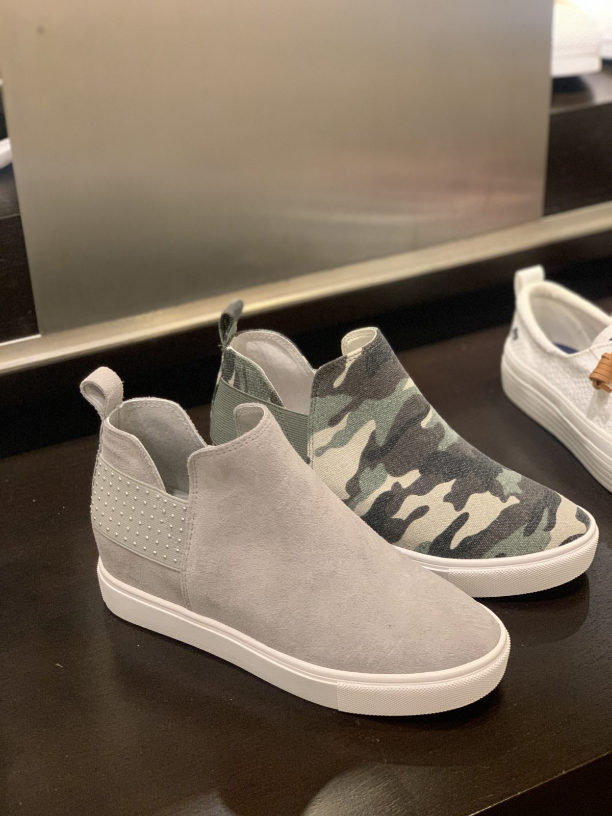 Nordstrom Anniversary Sale wedge sneakers