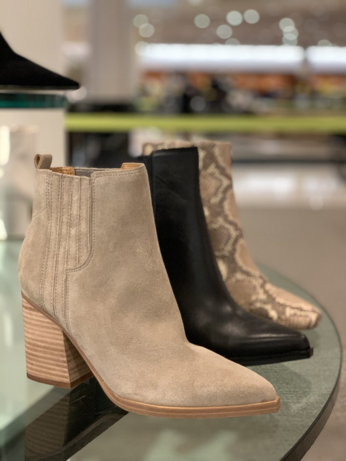 NSale Booties