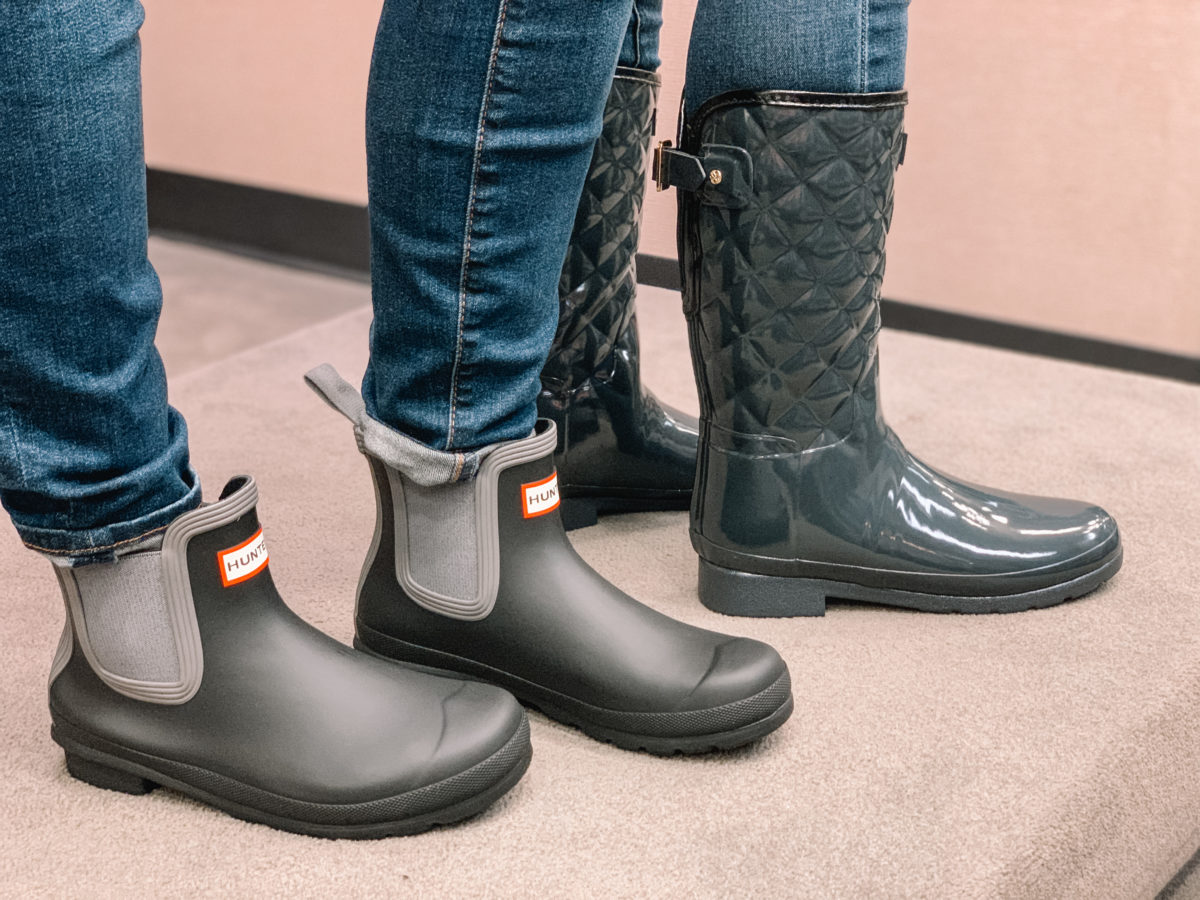 Nordstrom Anniversary Sale 2020 rain boots and booties