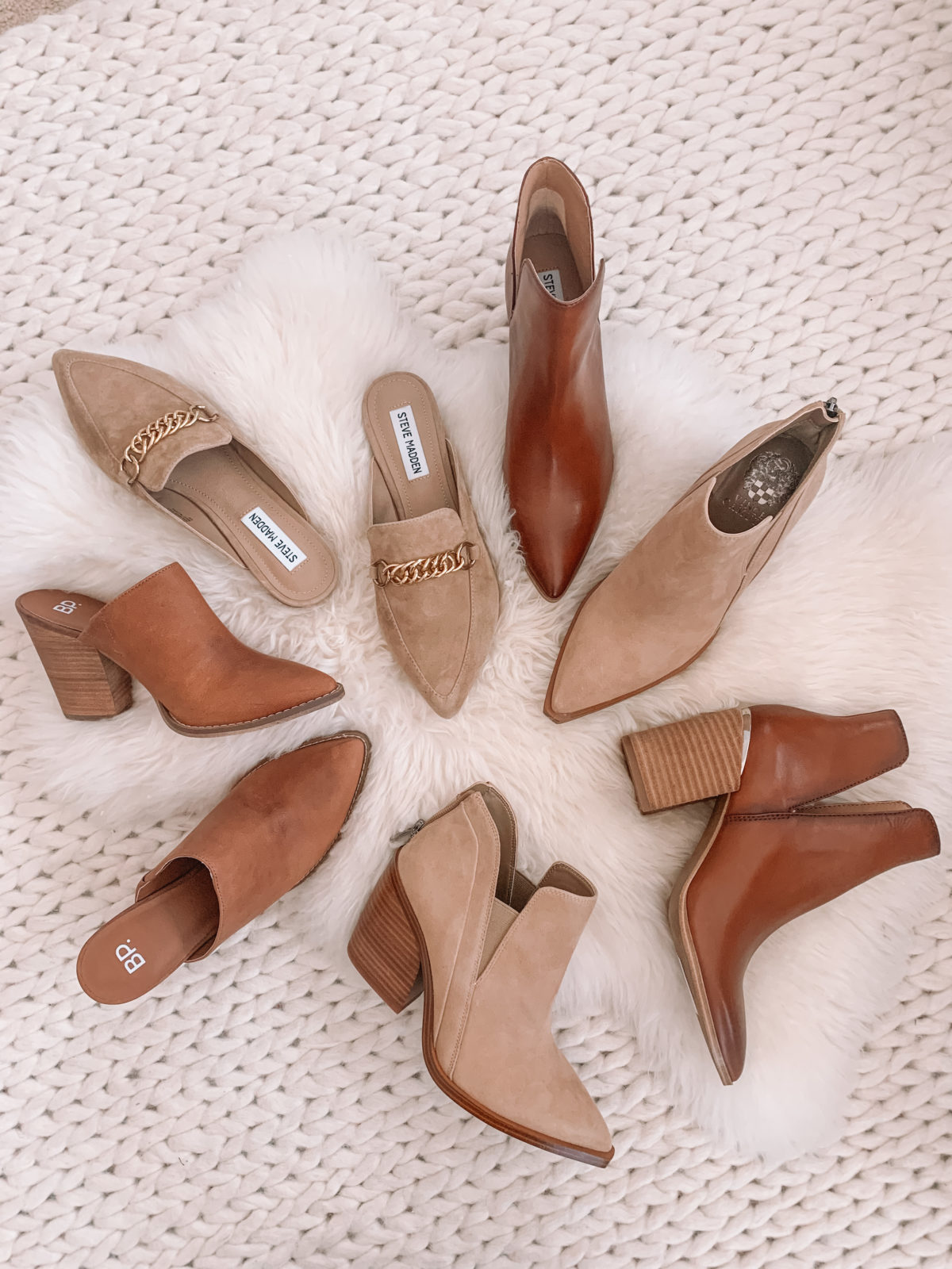 Nordstrom Fashion Finds, Chain Mules, Booties, Block Heel Mules