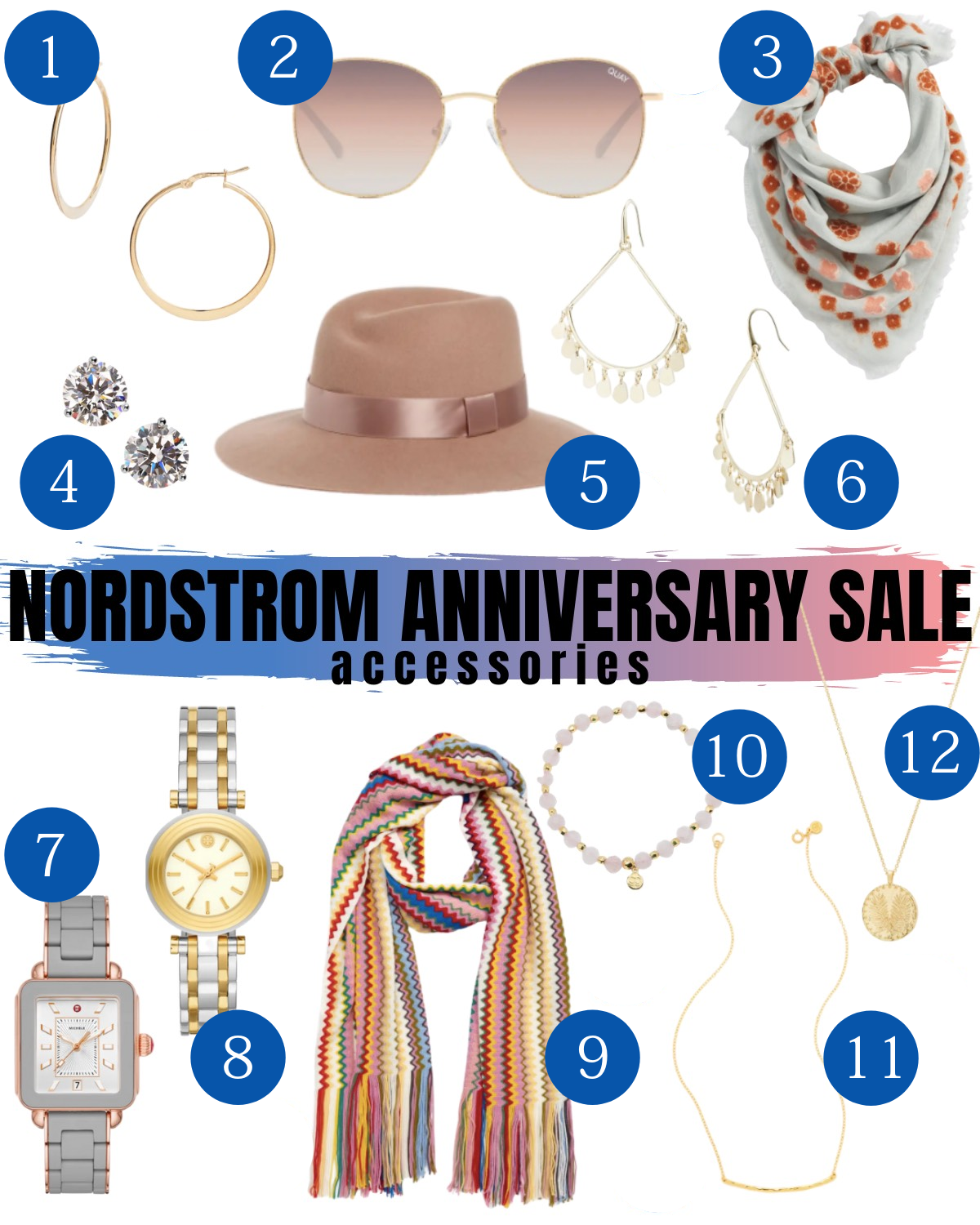 Nordstrom Anniversary Sale Accessories