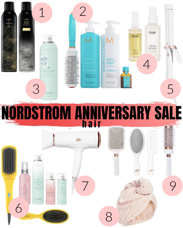 Nordstrom Anniversary Sale - hair