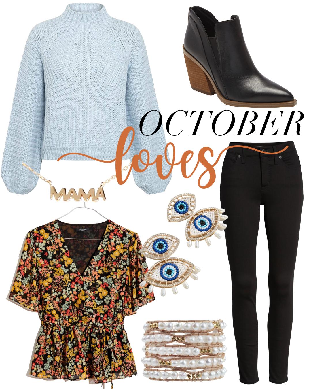 October Loves GIVEAWAY