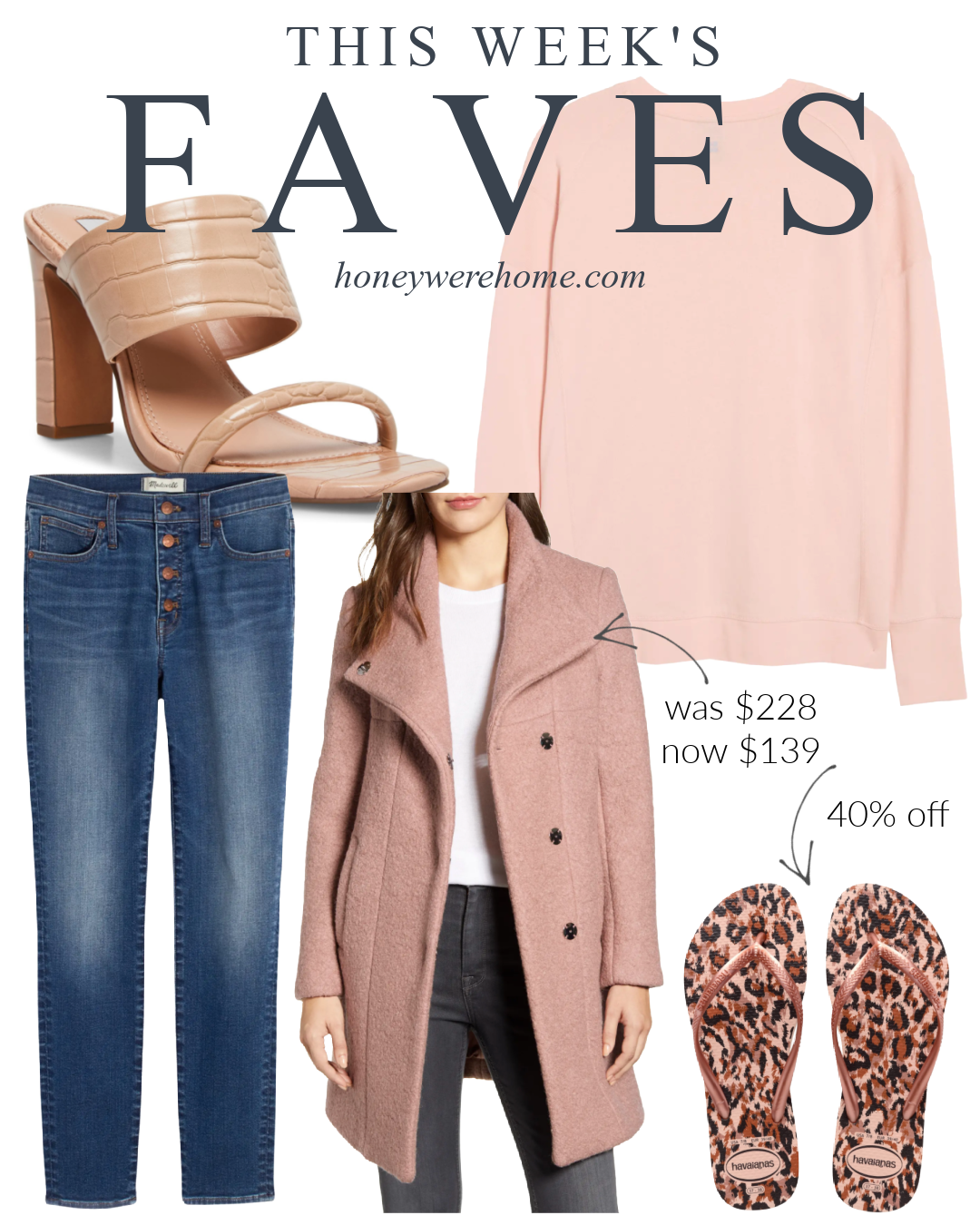fashion faves