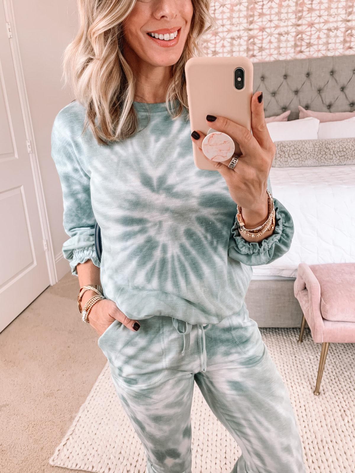 Walmart Fashion, Tie Dye Loungwear