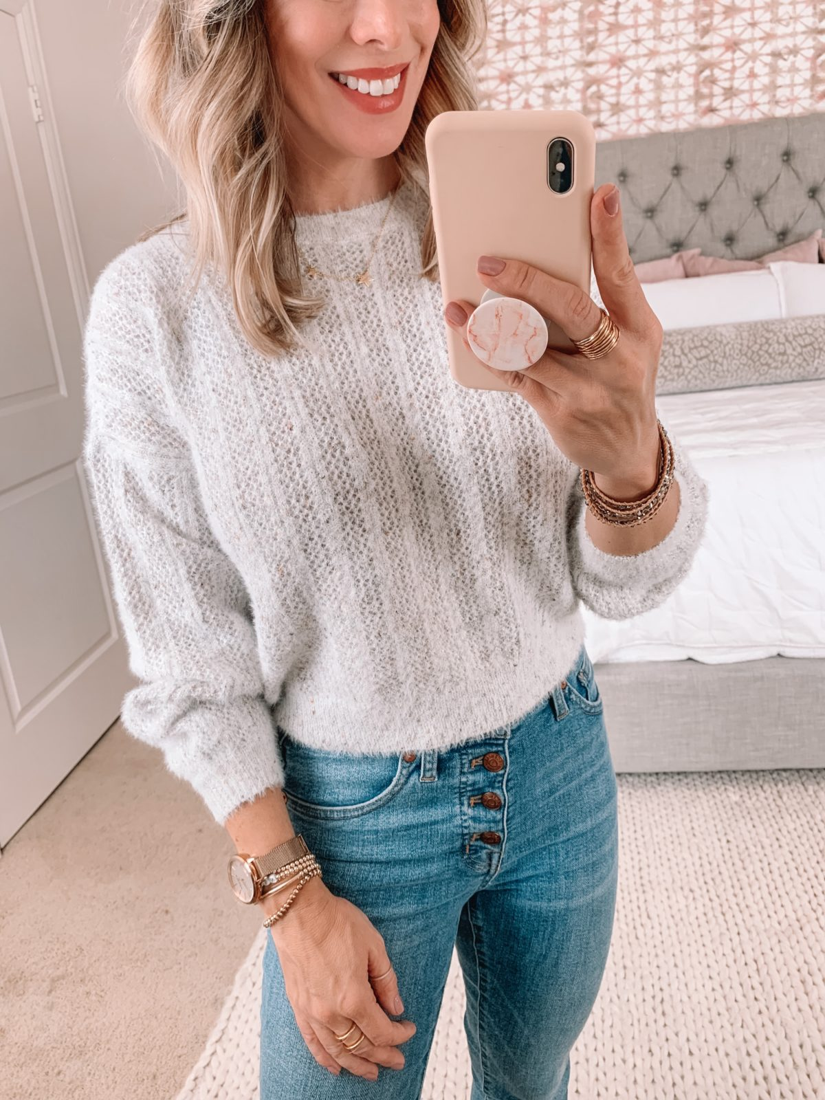Style a Friend, Sweater, Jeans