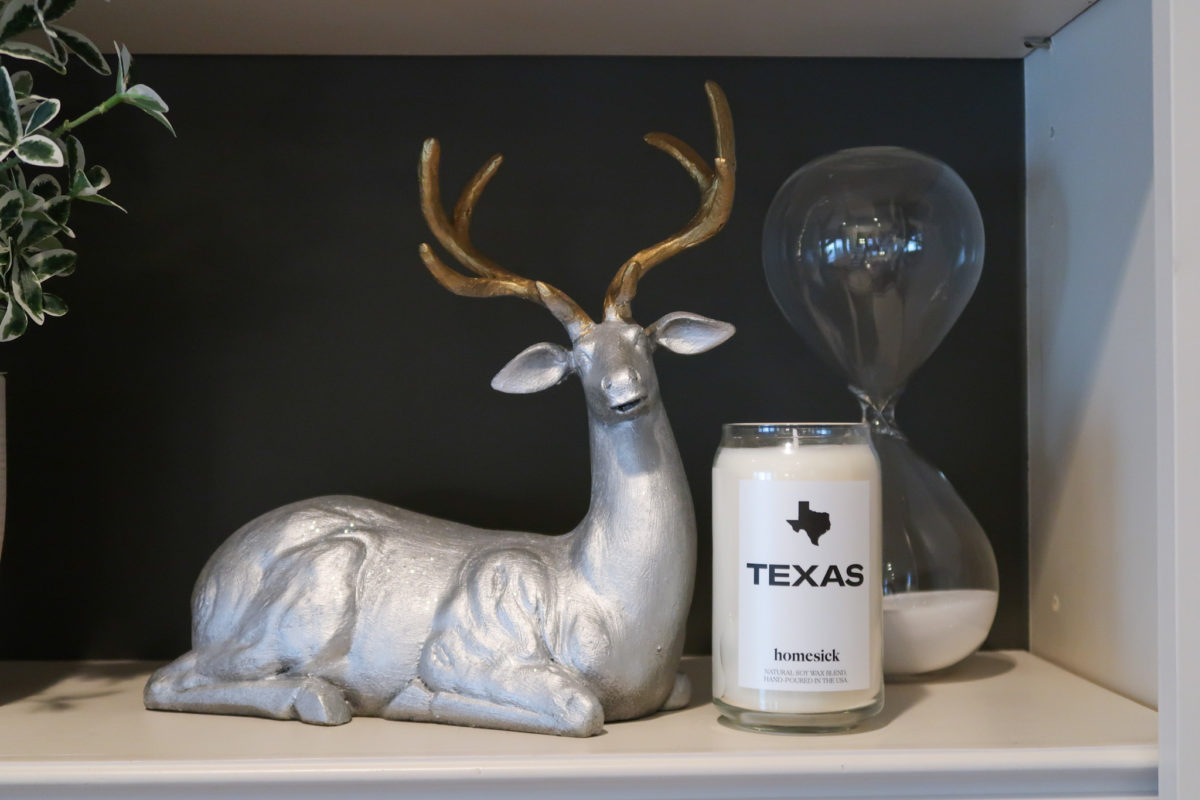 Candels, Silver Deer, Homesick Candle, Hourglass