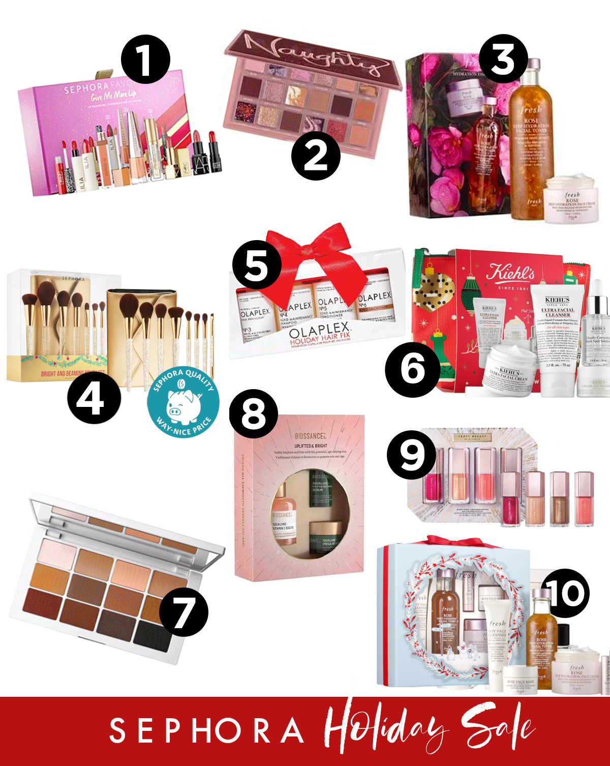 Sephora Mega Holiday Sale