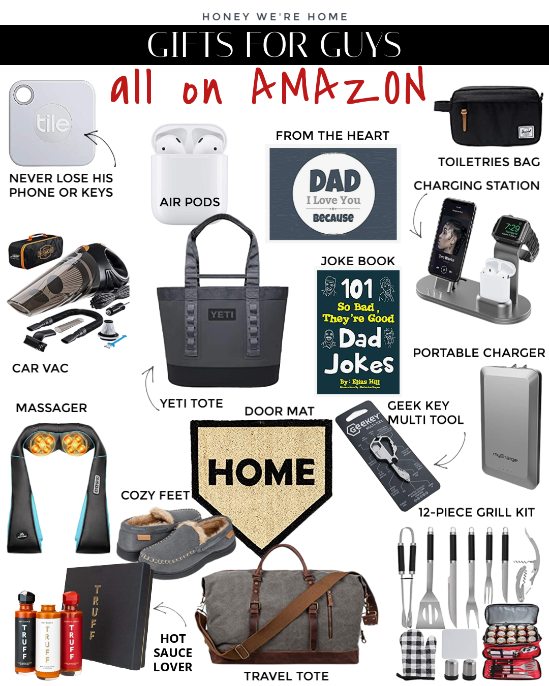 Gifts for Men | All on Amazon
