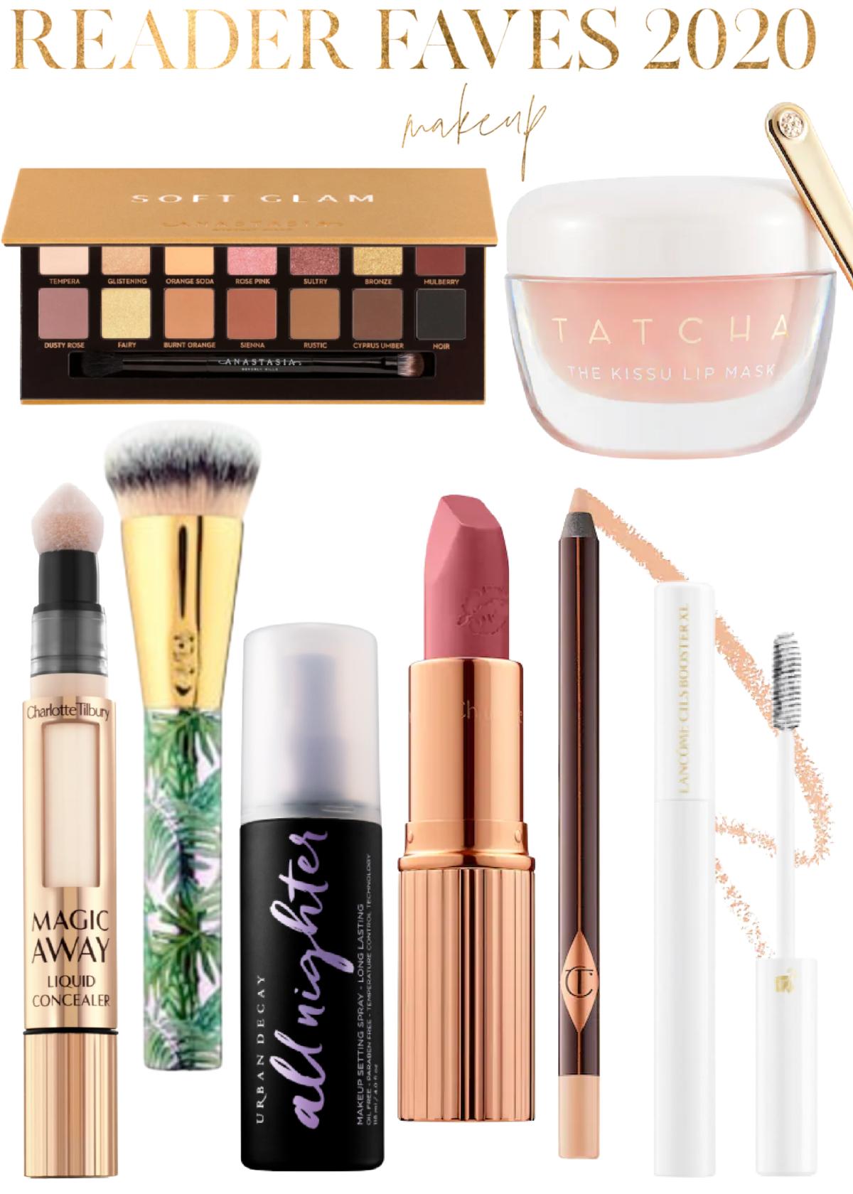 Reader Faves 2020 | Makeup