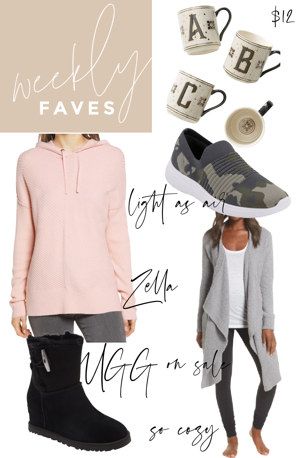 Weekly Faves 12.2.20