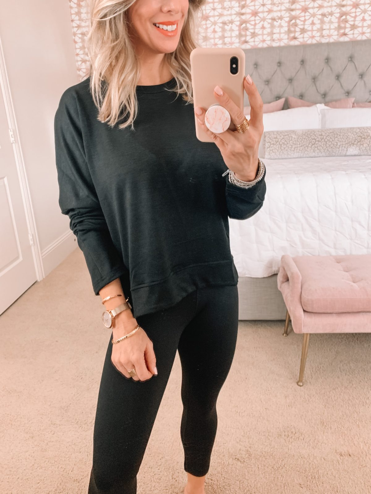 Amazon Fashion Faves, Sweatshirt, Leggings