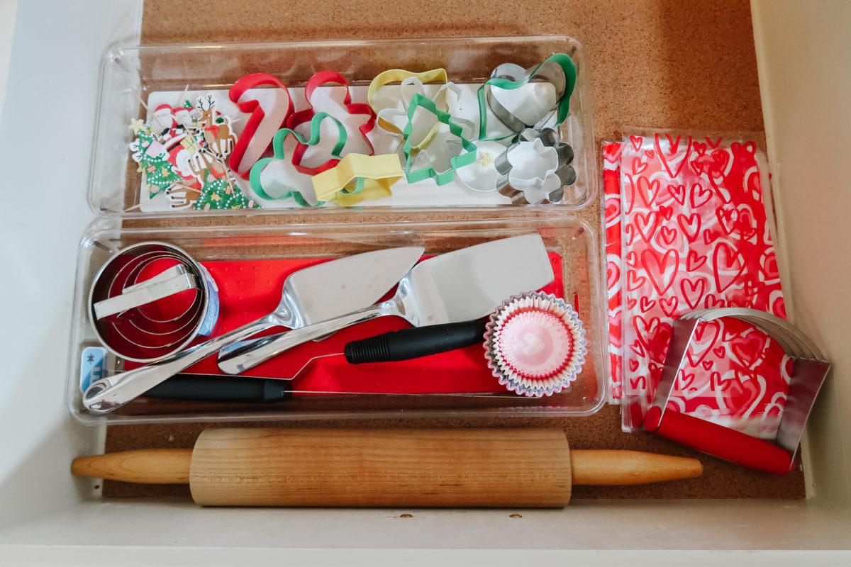 baking drawer