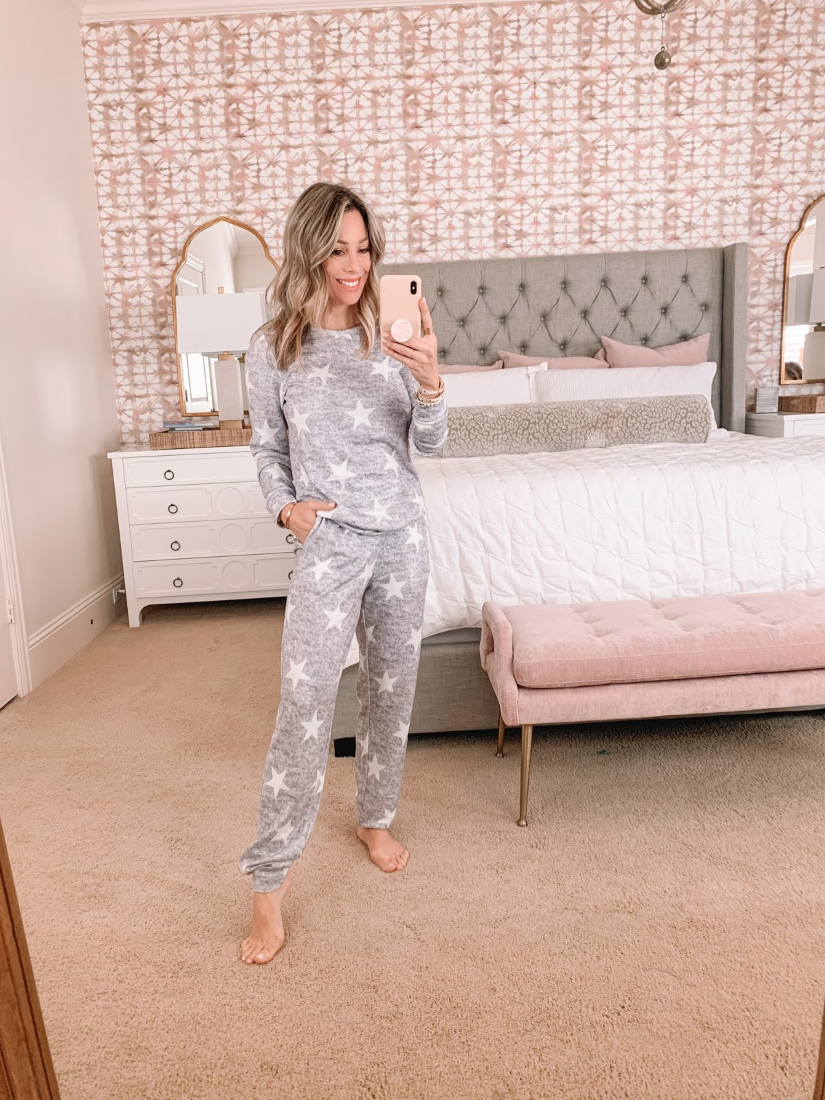 Amazon Fashion Faves, Star Pajamas
