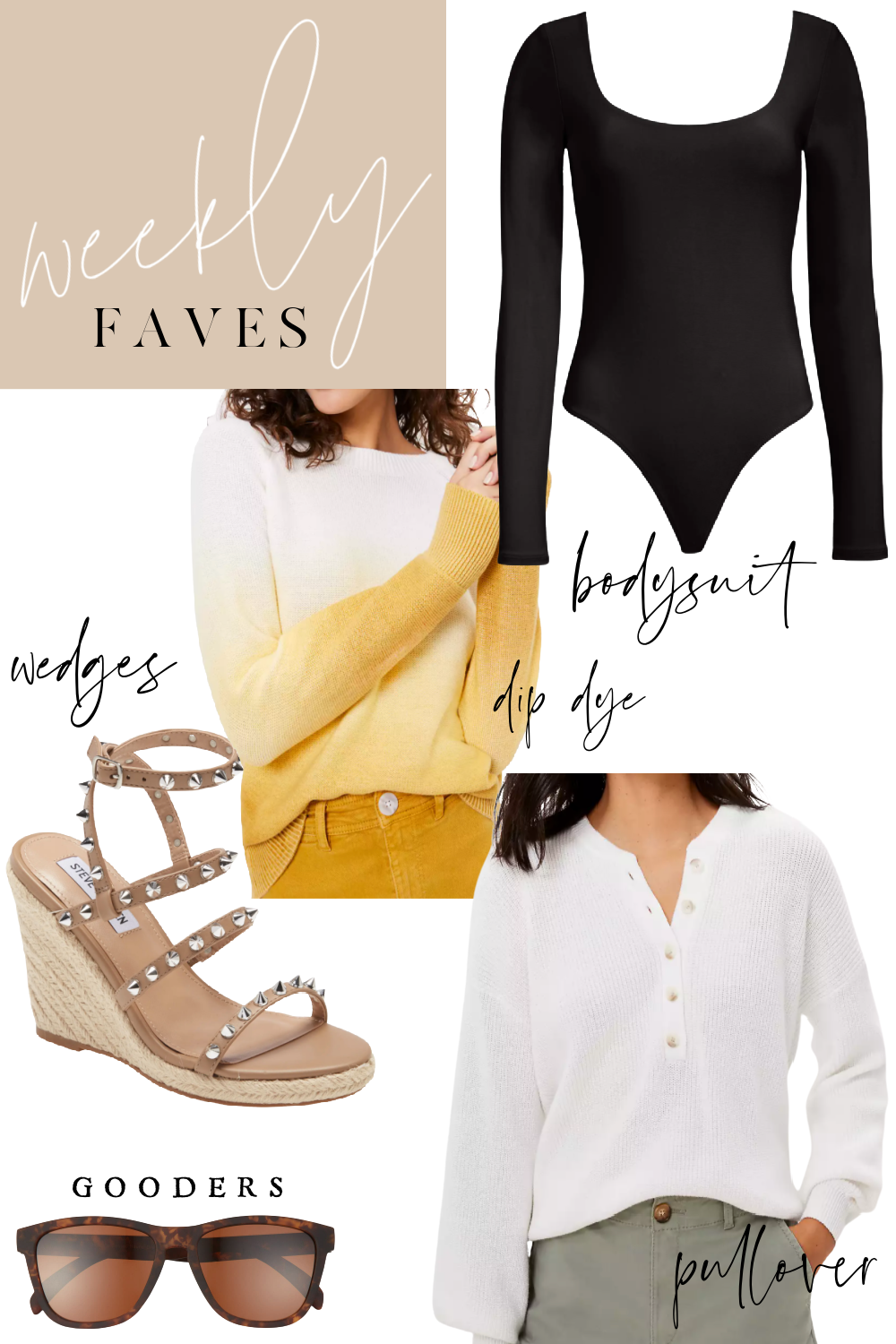 Weekly Fashion Faves 2.23.21