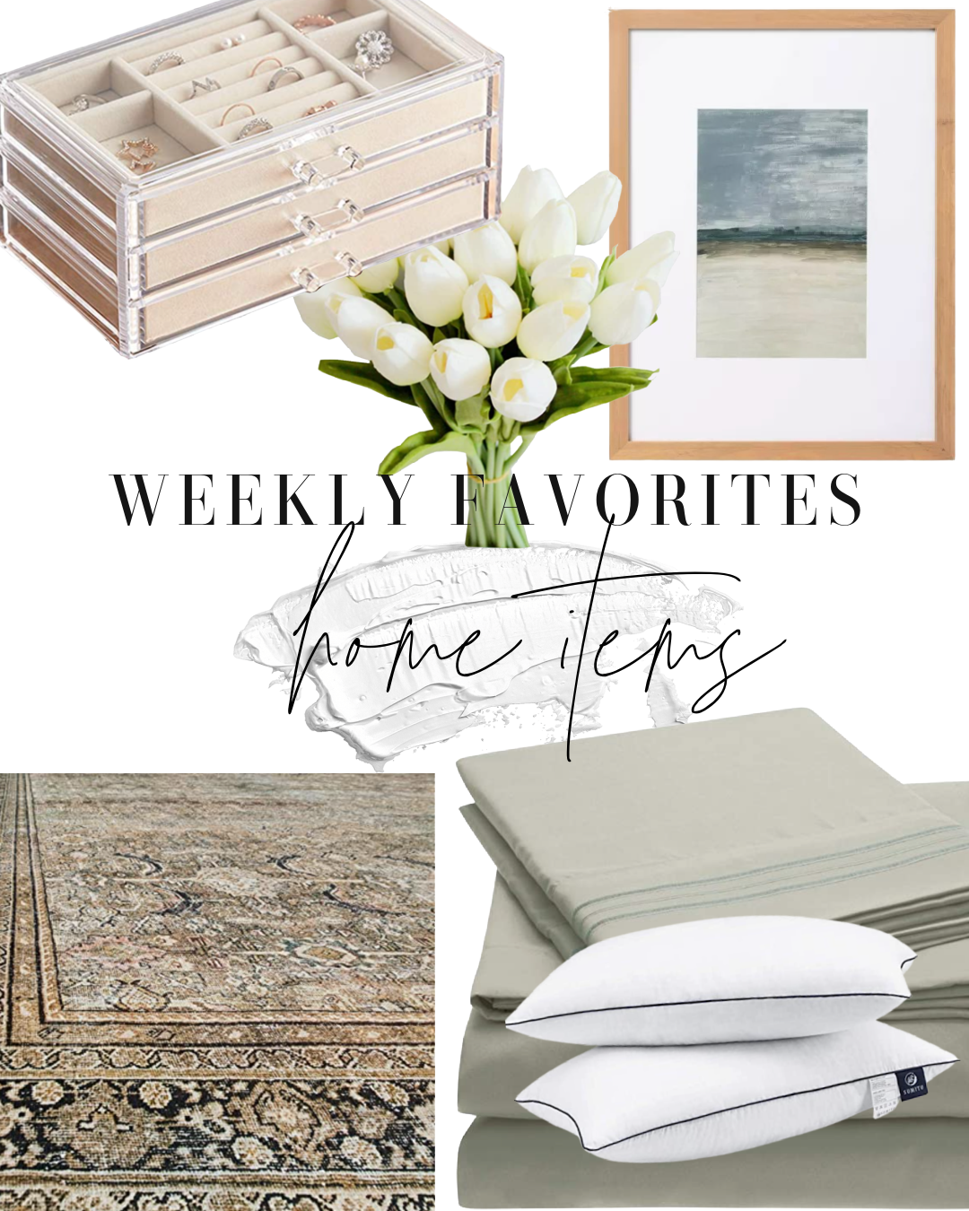Weekly Faves Home Items 2.23.21