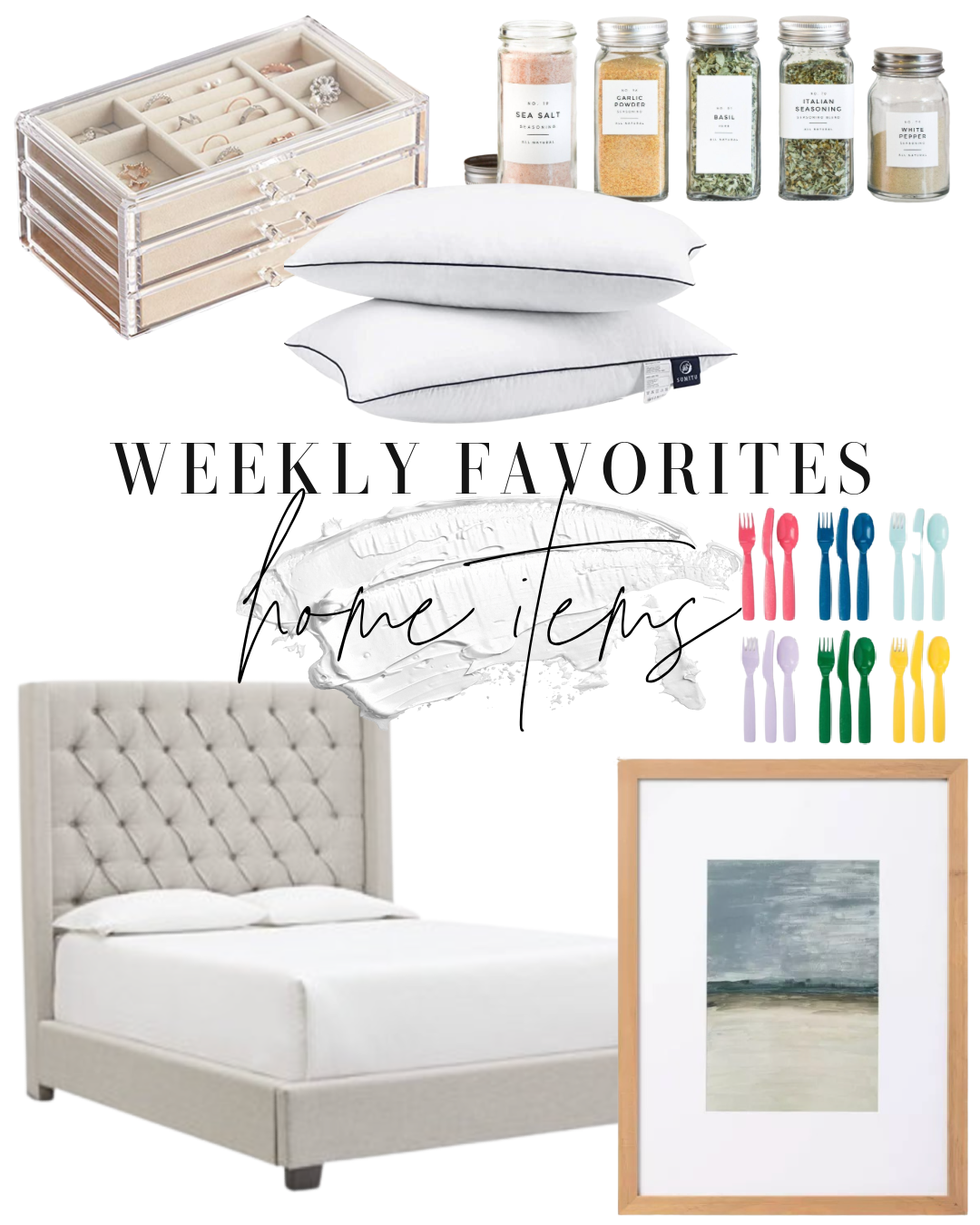 Weekly Home Faves 2.4.21