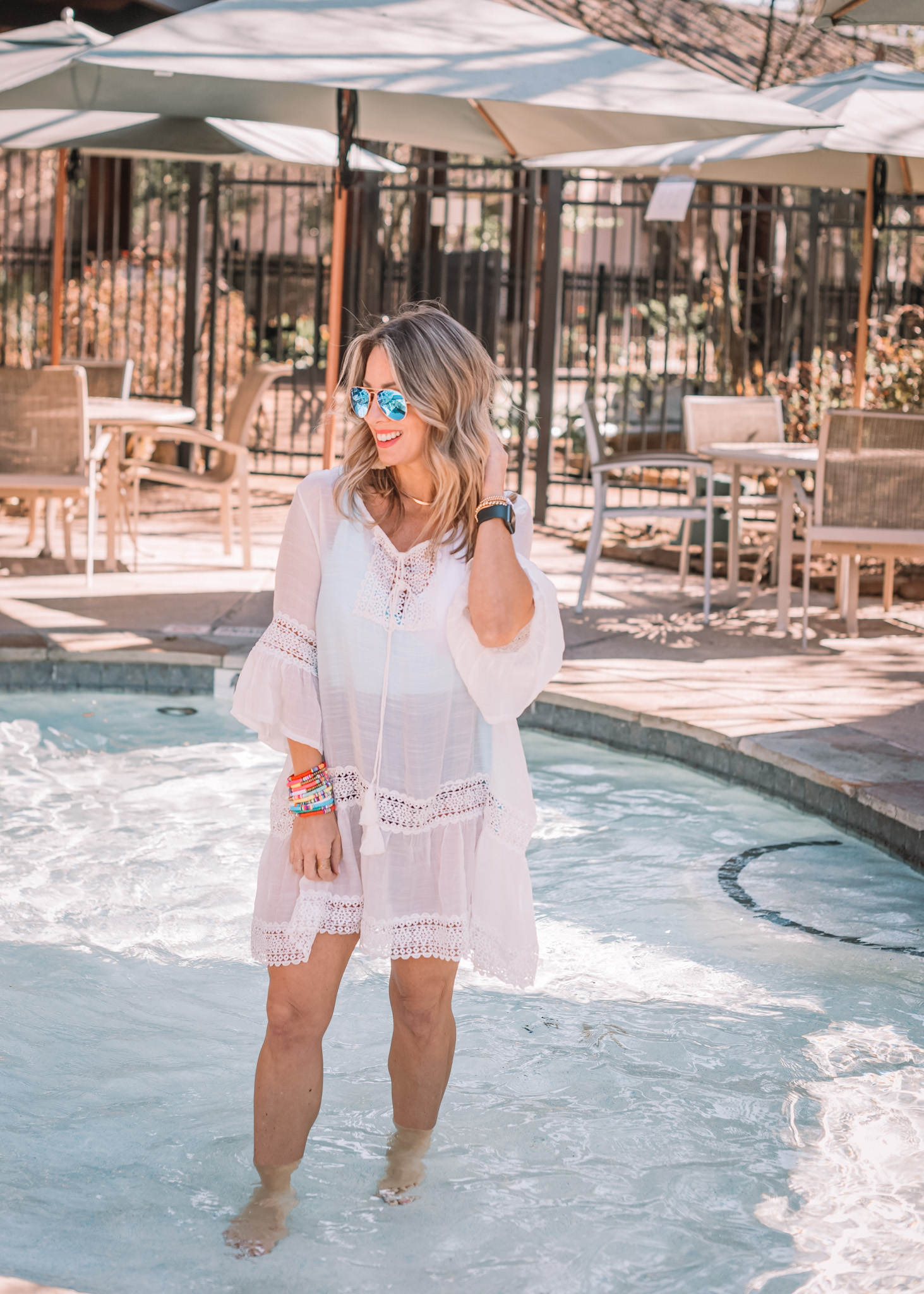 Amazon Fashion Faves, Swimsuit Cover Up, Sunglasses