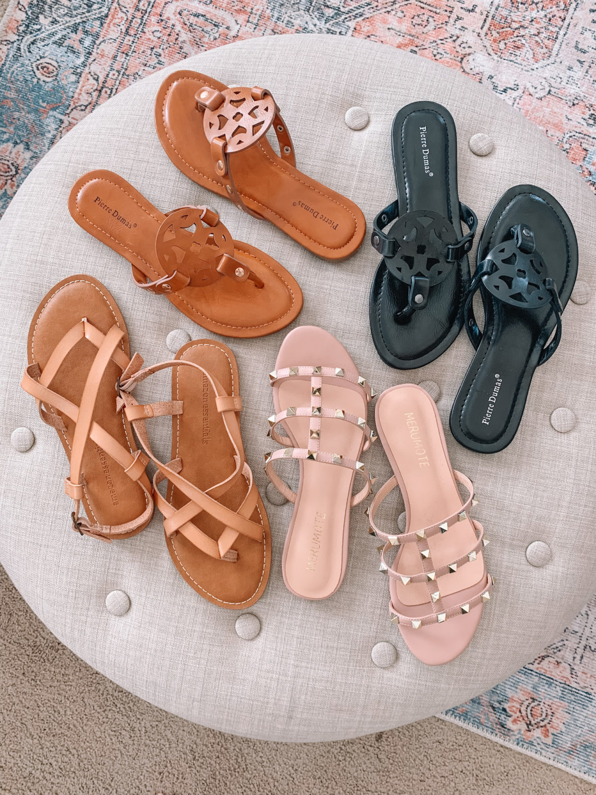 Amazon Fashion Faves, Sandals