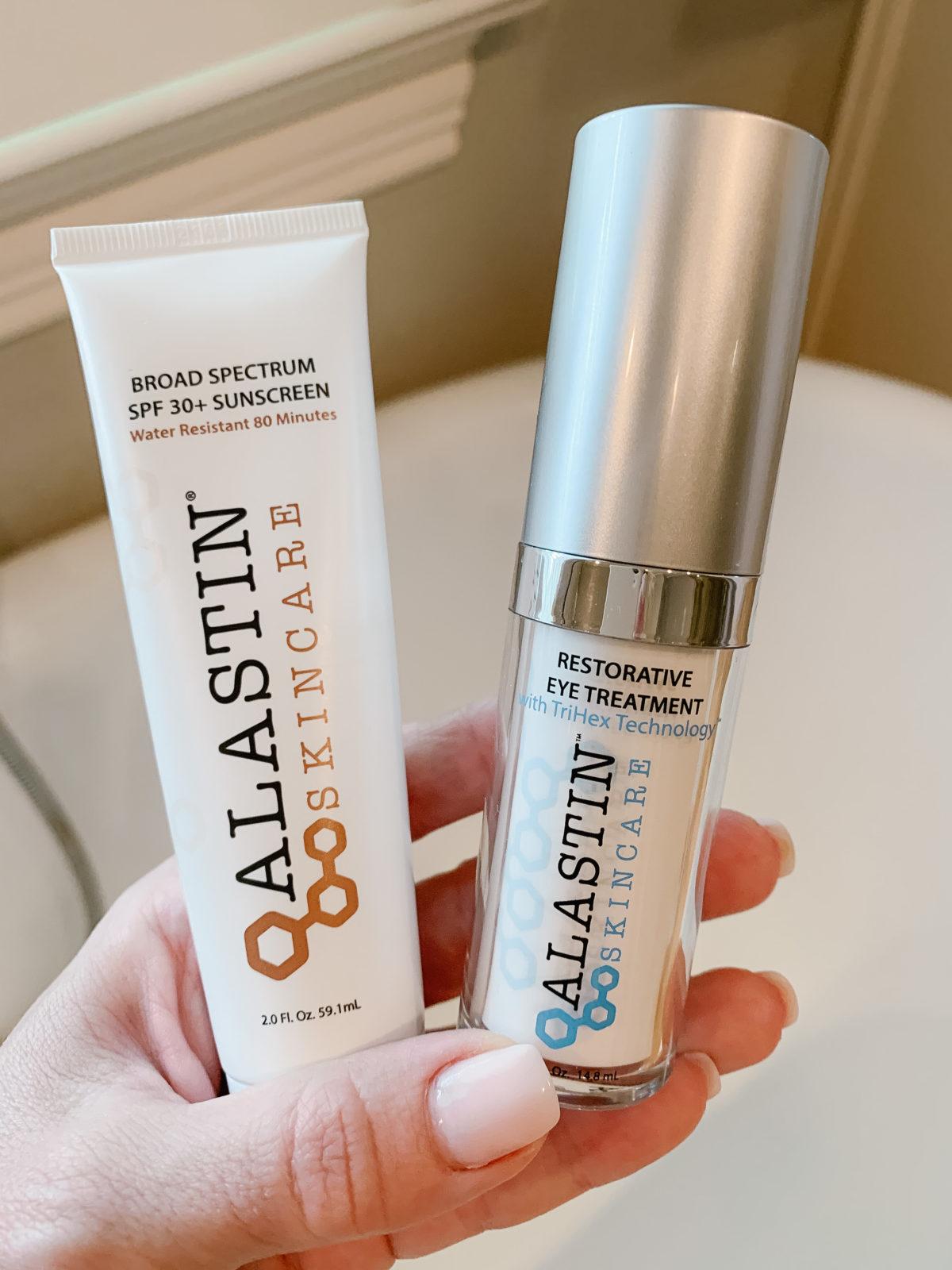 Alastin SPF 30 Sunscreen & Restorative Eye Treatment