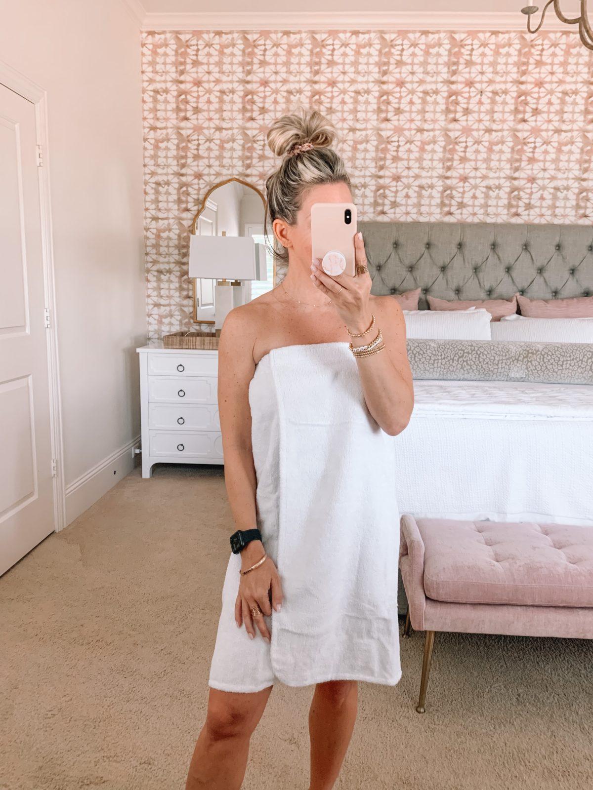 Amazon Women's Towel Wrap