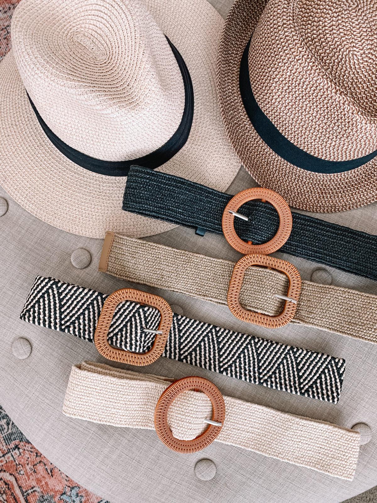 Amazon woven belts