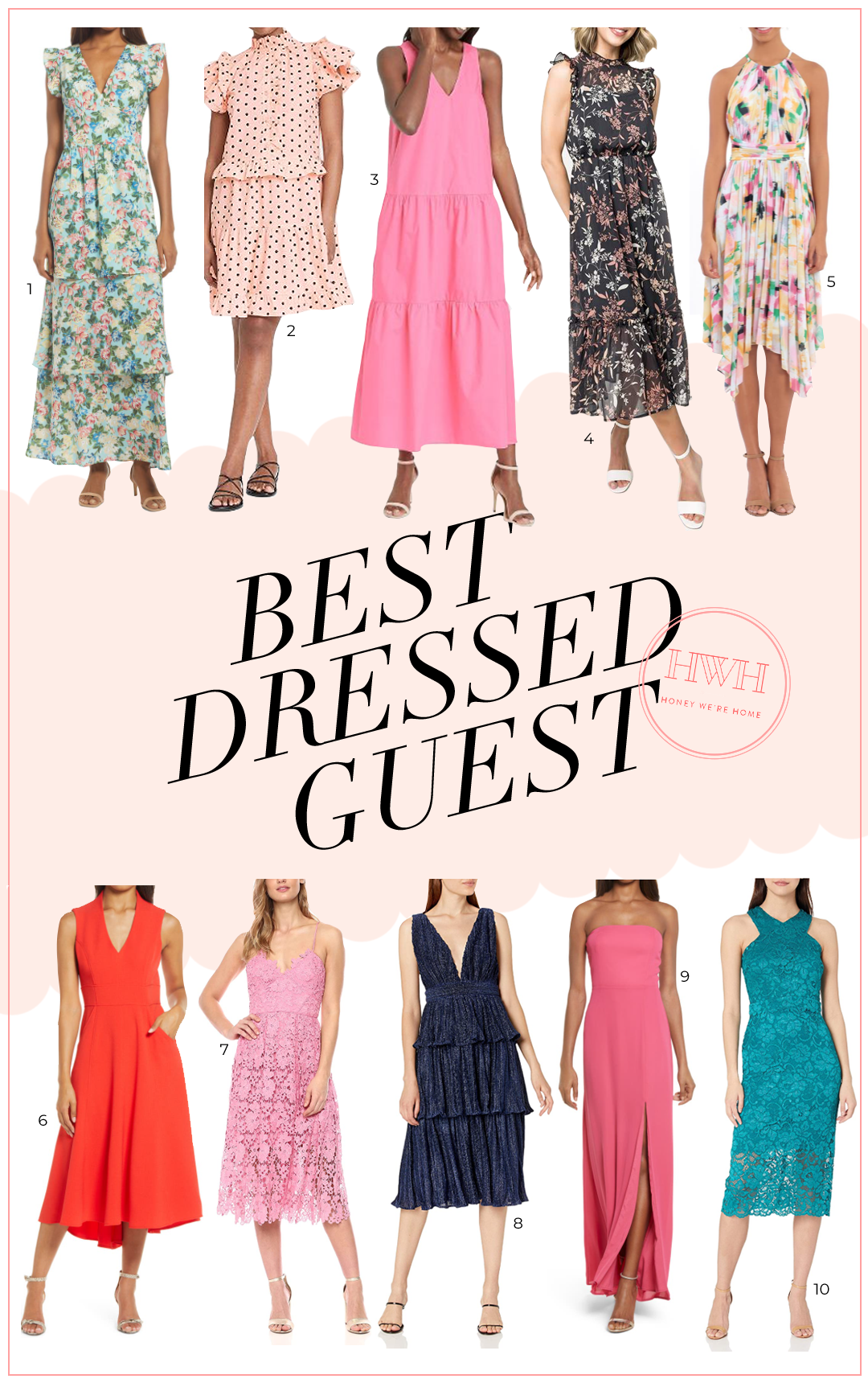 Best Dressed Wedding Guest & Vacation Style