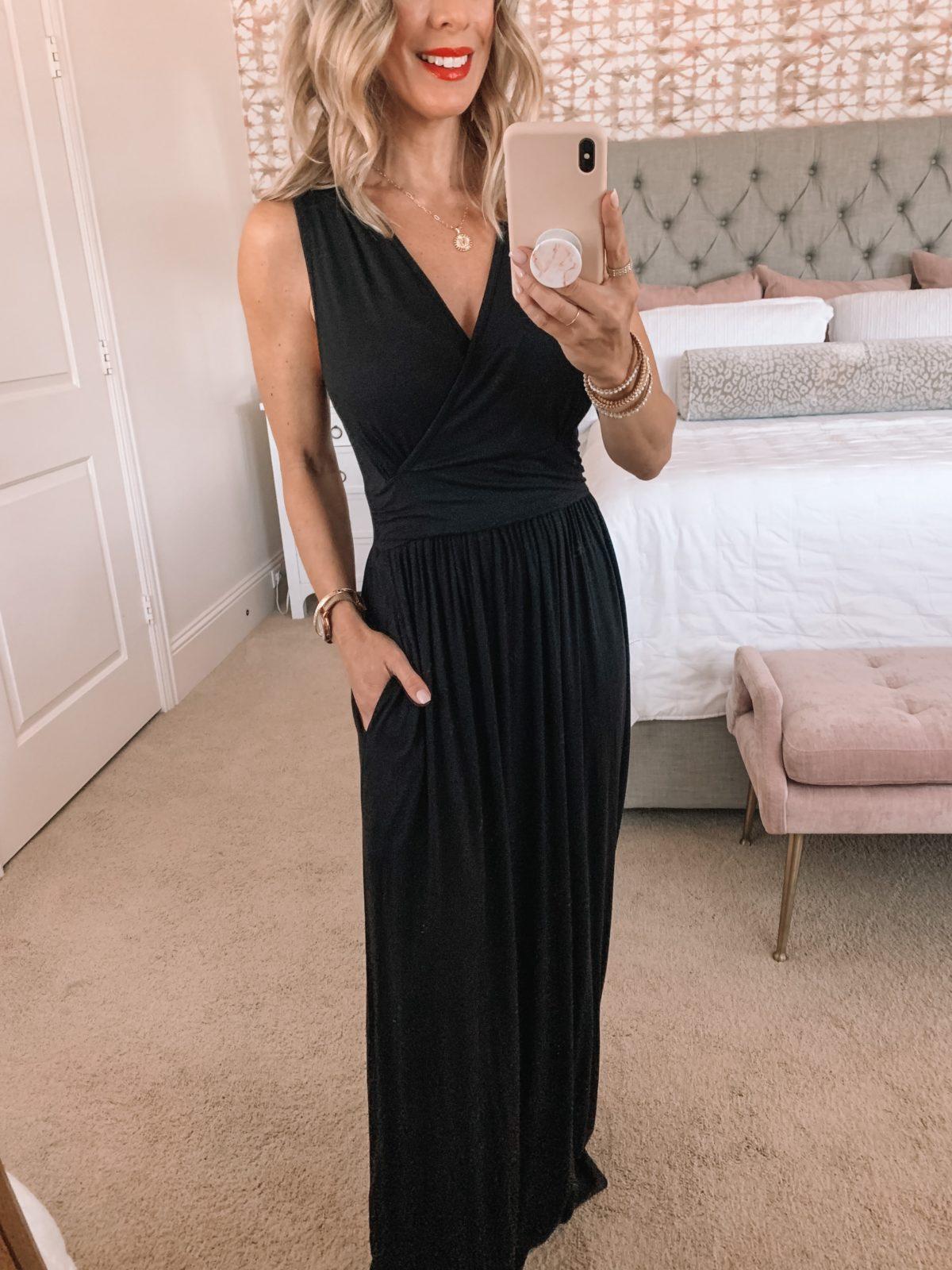Black Maxi Dress Amazon