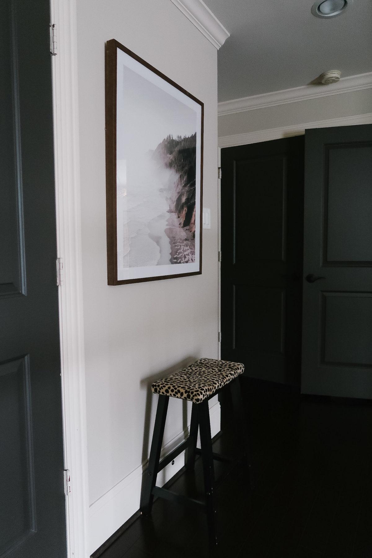 Target framed art
