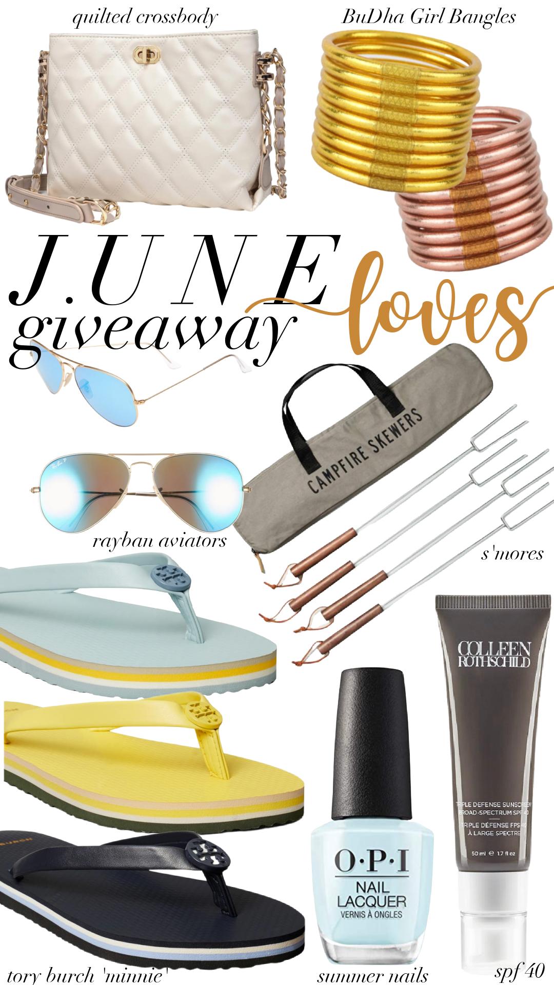June Loves GIVEAWAY