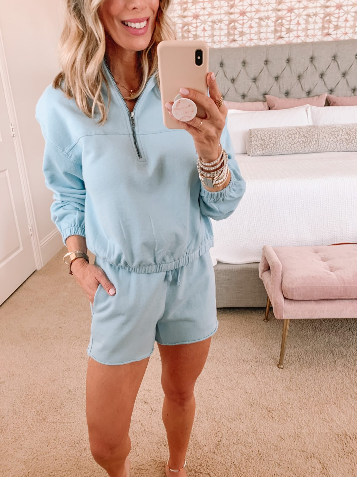 Dressing Room Finds, Sweatshirt, Shorts