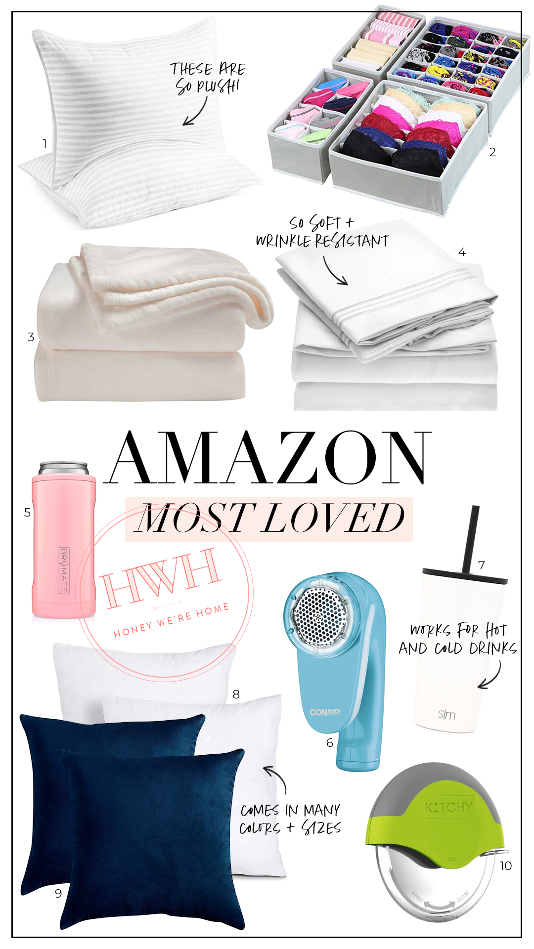 Amazon Prime Day Most Loved Items