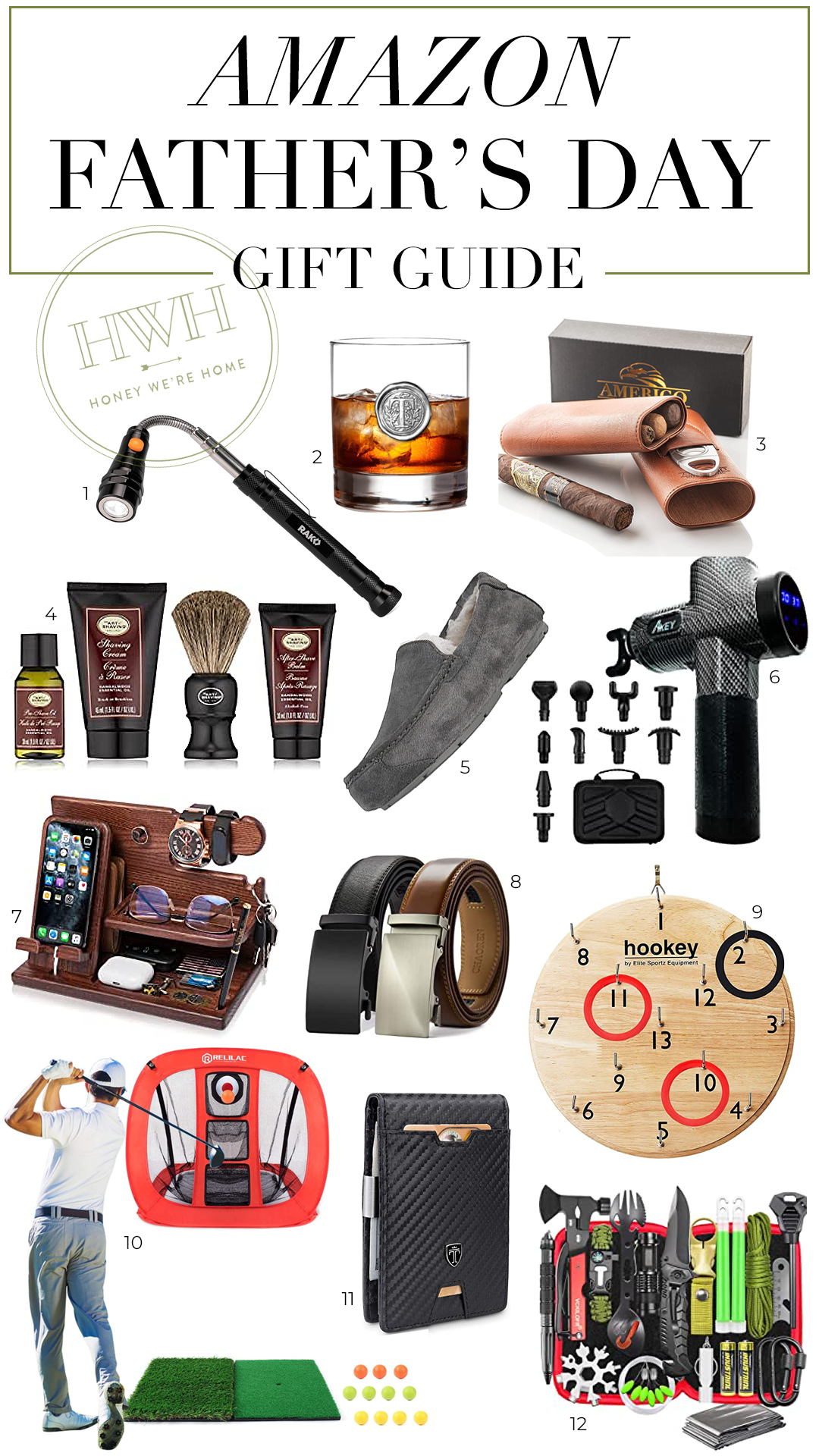Father's Day Gift Guide   All on AMAZON