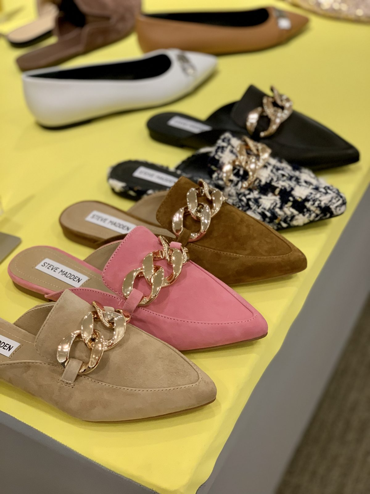 Nordstrom Anniversary Sale, Chain Mules