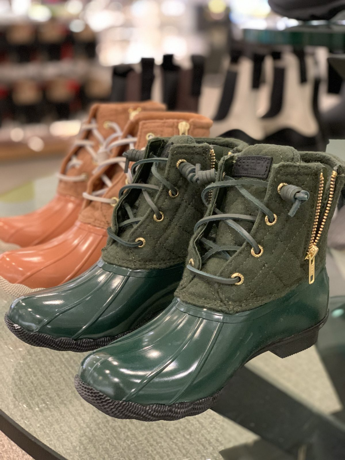 Nordstrom Anniversary Sale Sperry Rain Boots