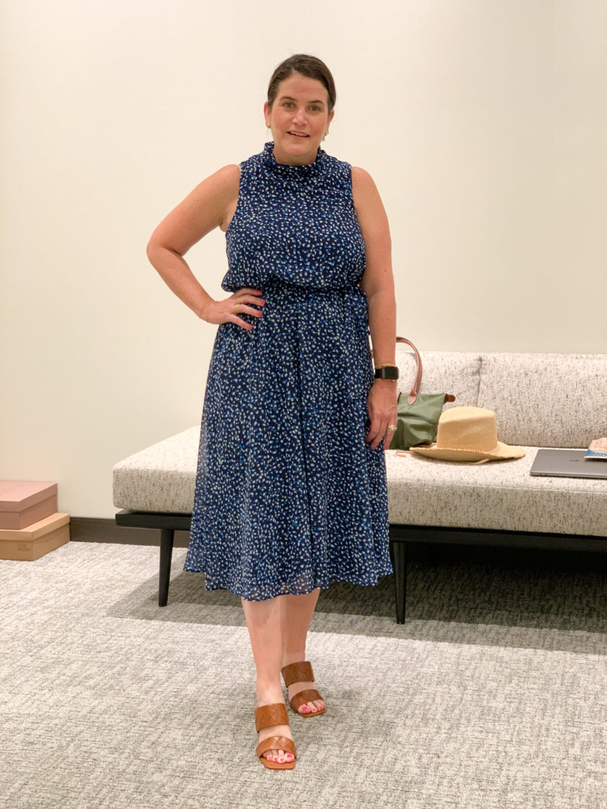 Nordstrom Anniversary Sale, Dress and Sandals