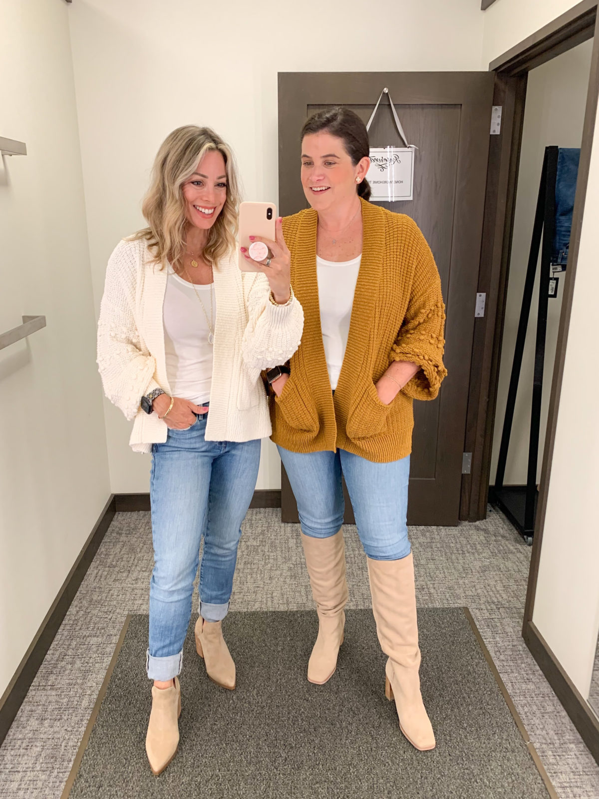 Nordstrom Anniversary Sale, Tank, Cardigan, Jeans, Booties, Boots,
