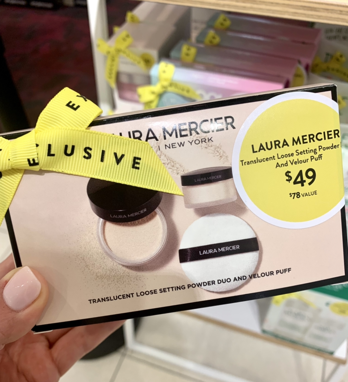 Nordstrom Anniversary Sale Laura Mercier Setting Powder