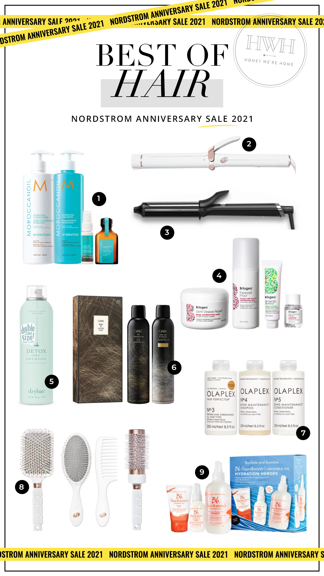 Nordstrom Anniversary Sale | Best of Hair, Beauty, Home & Gifts