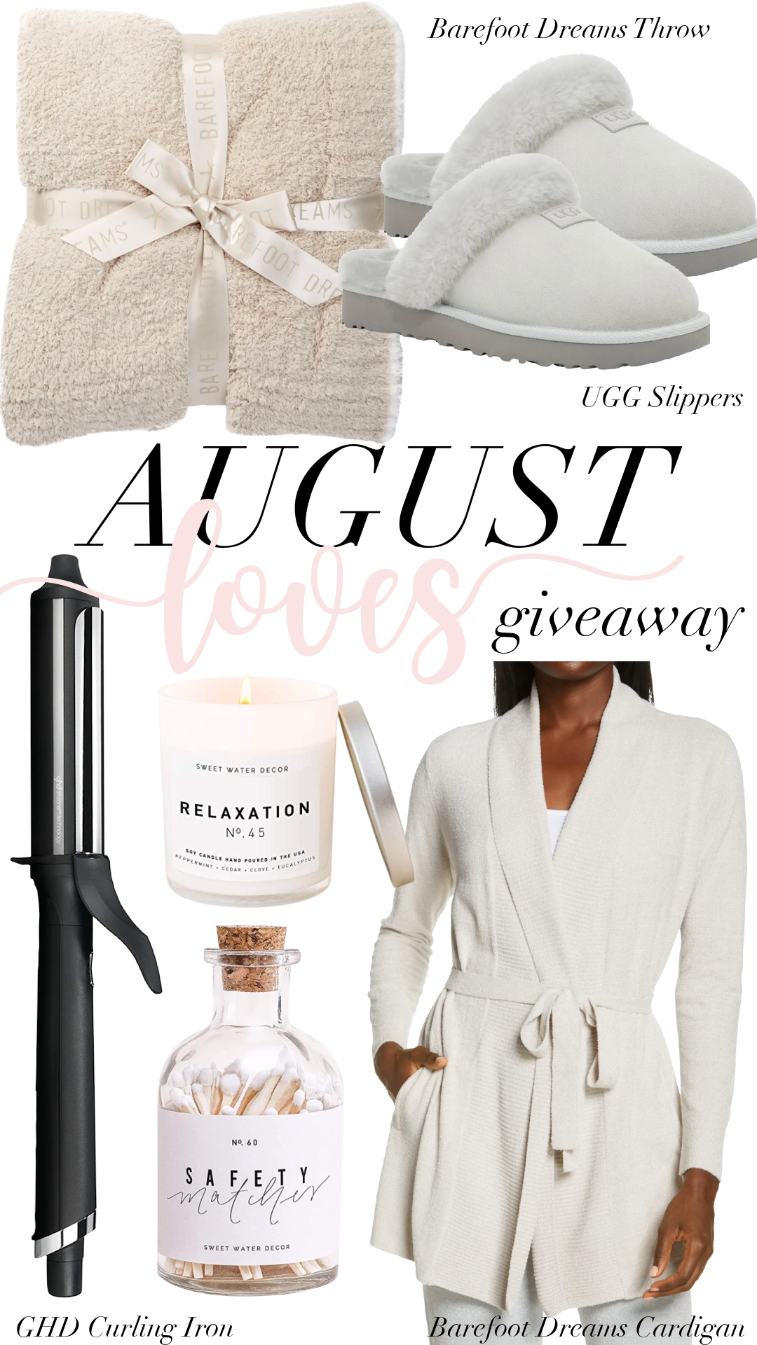 August Loves Giveaway