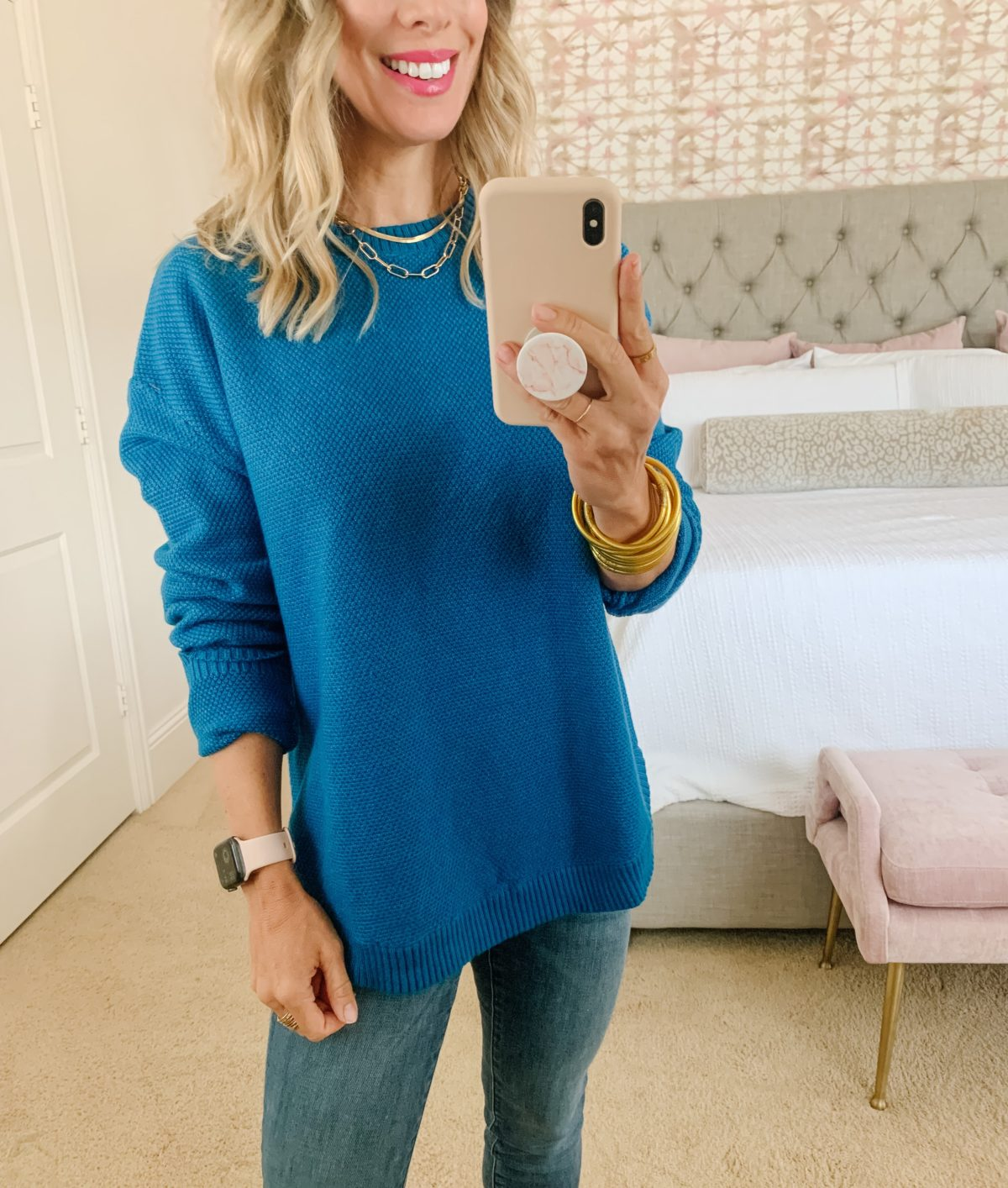 Amazon Fashion Finds, Sweater, Jeans, Booties
