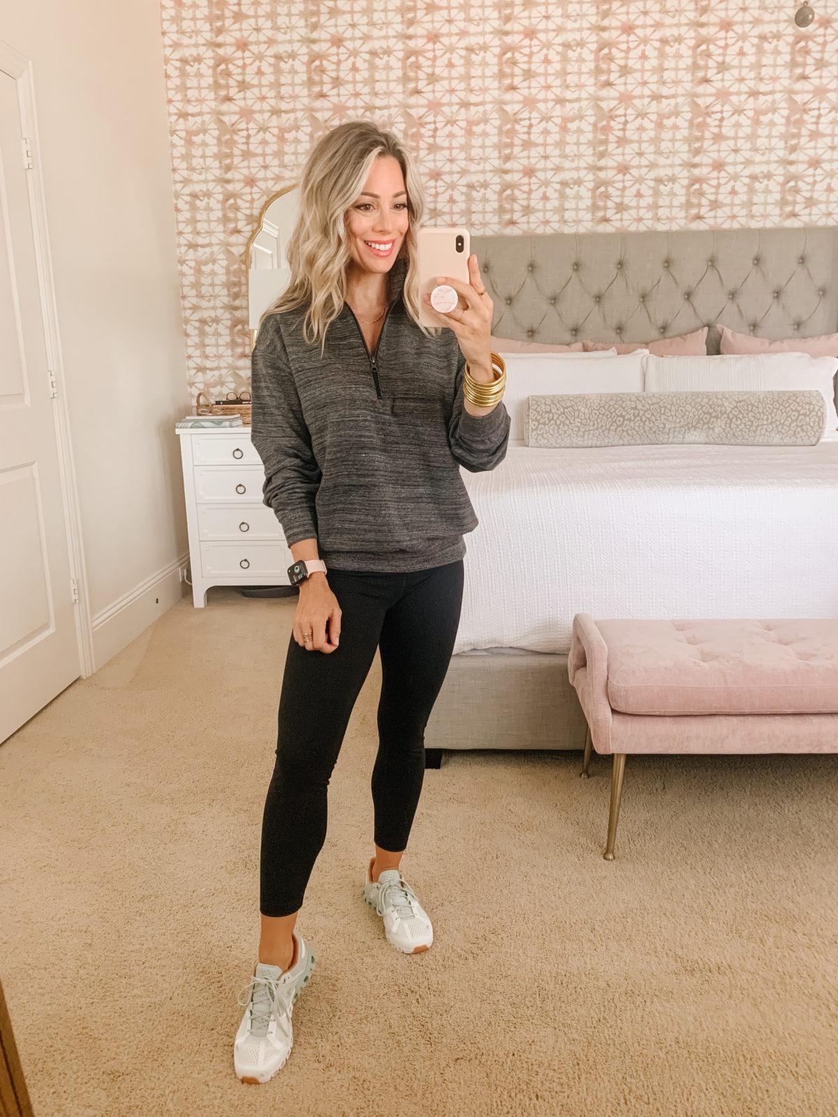 Amazon Fashion Finds, Sweatshirt, Leggings, Sneakers