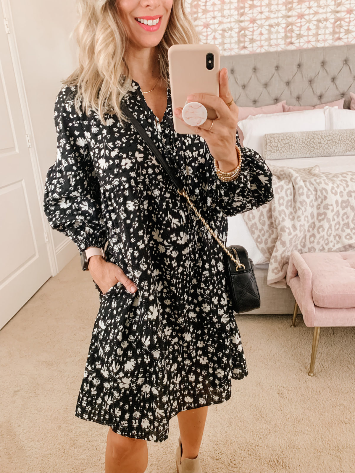 Target Fashion Finds, Dress, Booties, Crossbody